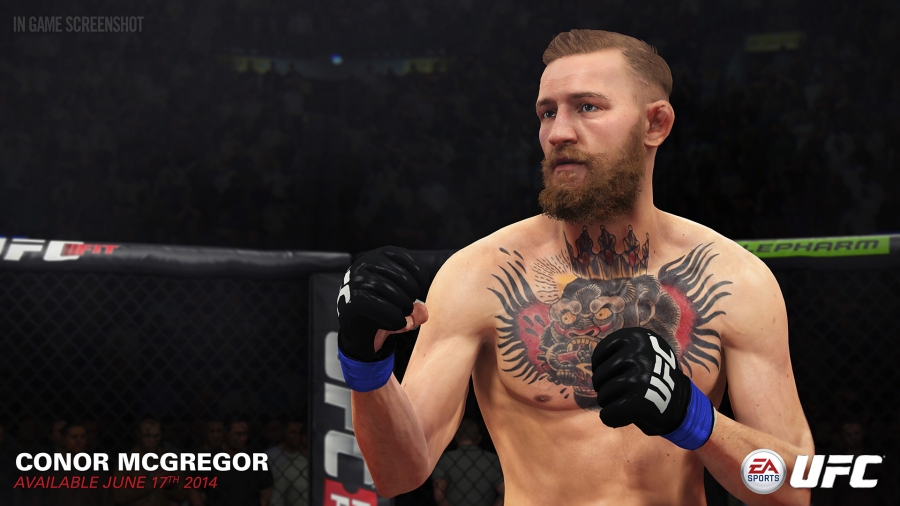 EA Sports UFC Screenshots Keep The Hype Going For PS4, Xbox One #31501