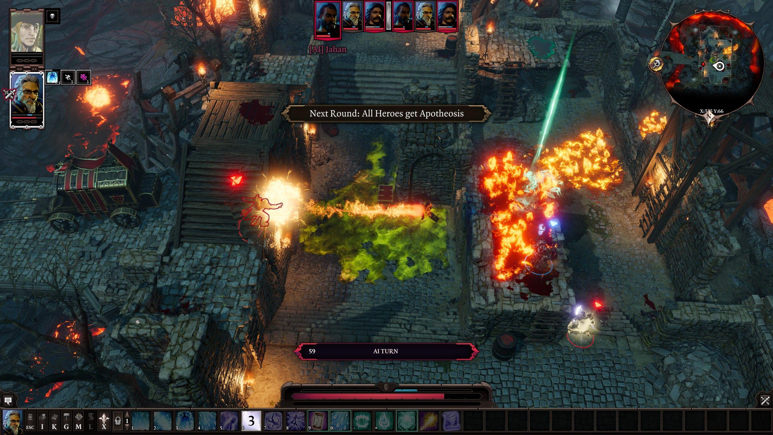 The blueprint for Divinity: Fallen Heroes is hidden in Original Sin 2 | PC Gamer
