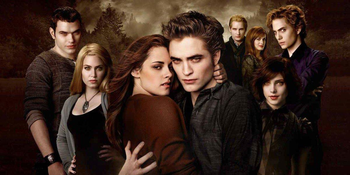 The Twilight crew
