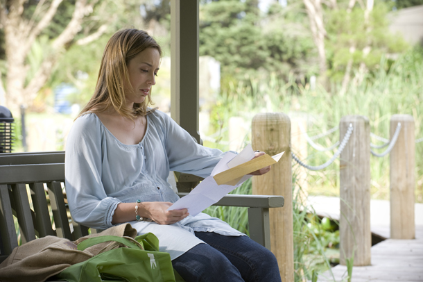 Will Sonya post Callum's letter?