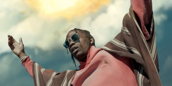 """Travis Scott - """"Stop Trying To Be A God"""" Music Video"""