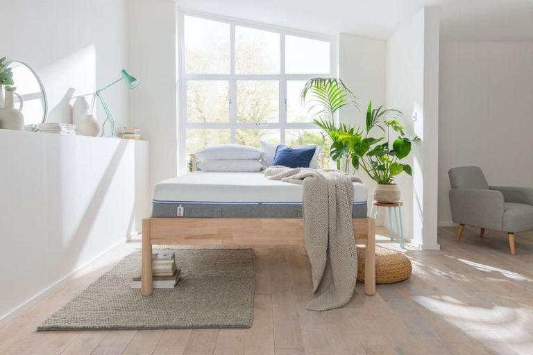 Tweak Duo Mattress in bedroom