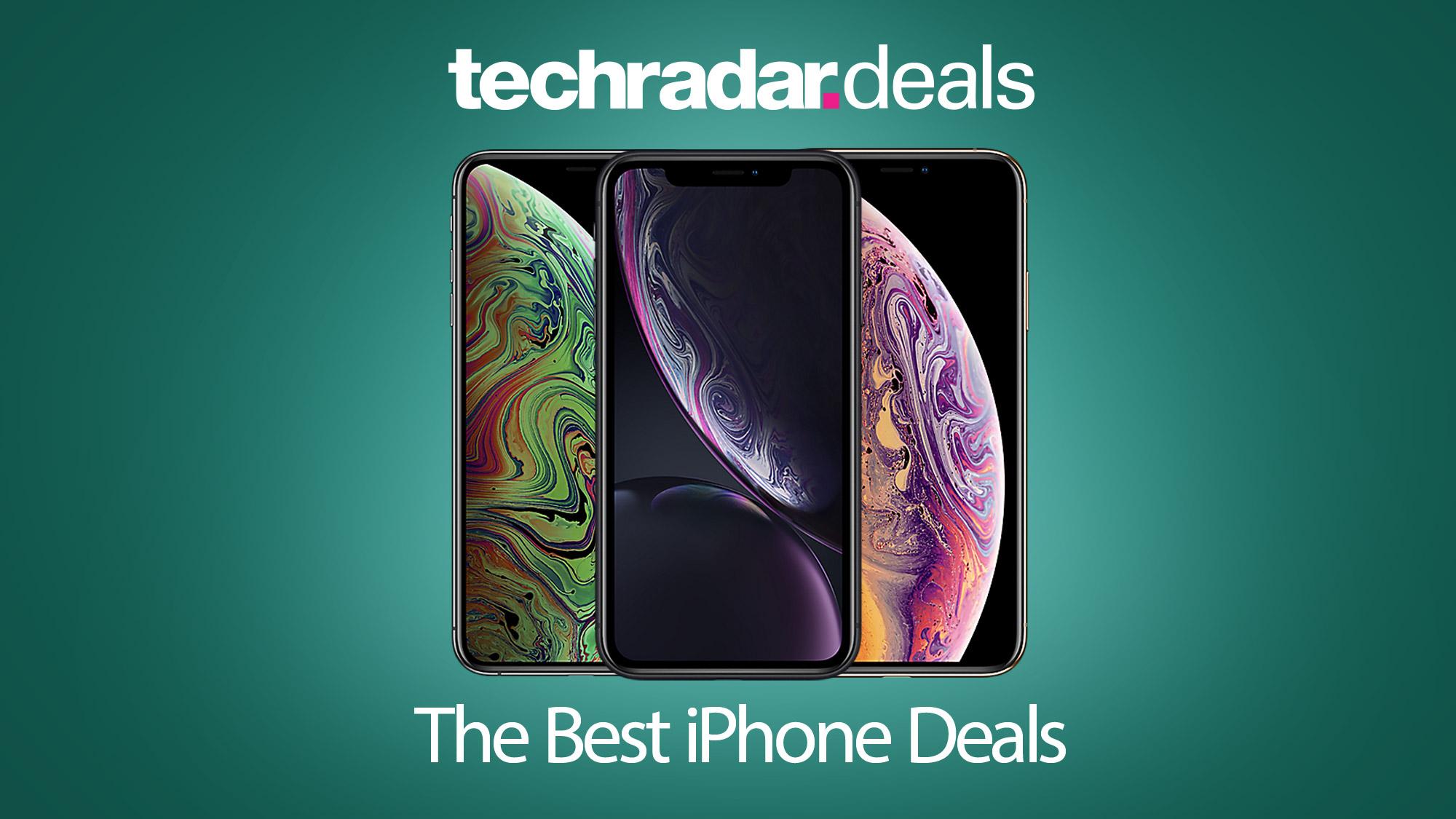 The best iPhone deals in August 2019 | TechRadar