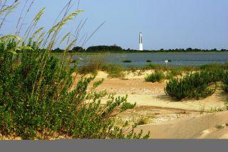 Cape Romain civil war wreck site
