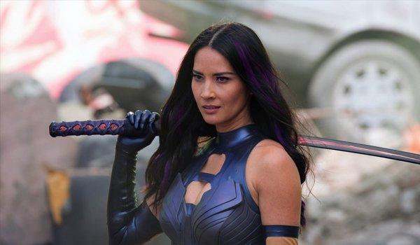Psylocke X-Men Apocalypse Olivia Munn