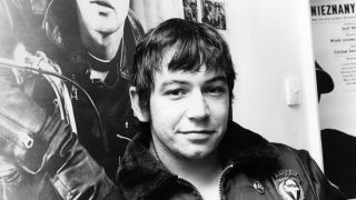 Eric BURDON posed at home in 1966