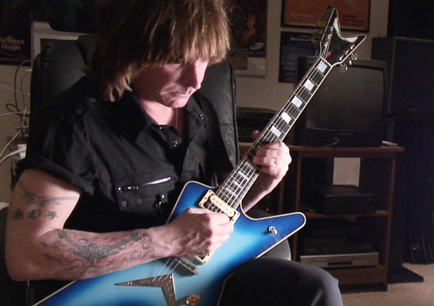 Michael Angelo Batio Talks Sweep Arpeggio Origins | Guitarworld