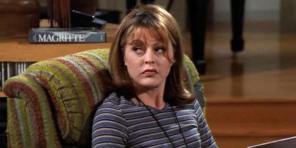 Jane Leeves on Frasier