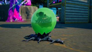 fortnite alien egg