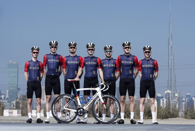 30ca4decf Team Wiggins confirms 2016 roster and unveils new jersey - Cycling ...