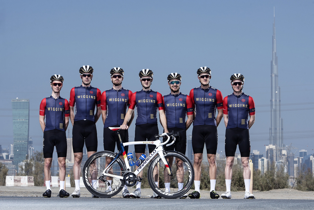 team wiggins confirms 2016 roster and unveils new jersey