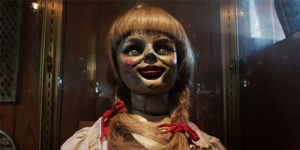 Annabelle Doll The Conjuring Artifact Museum