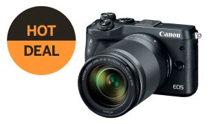 Get a Canon EOS M6 for FREE!