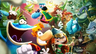Best PS4 split screen games - Rayman Legends