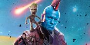 The Guardians Of The Galaxy Vol. 2 Scene Michael Rooker Almost Ruined Because He Fell Asleep