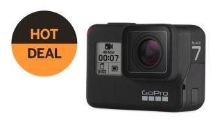 Save $50 on a GoPro Hero7 Black at Walmart!