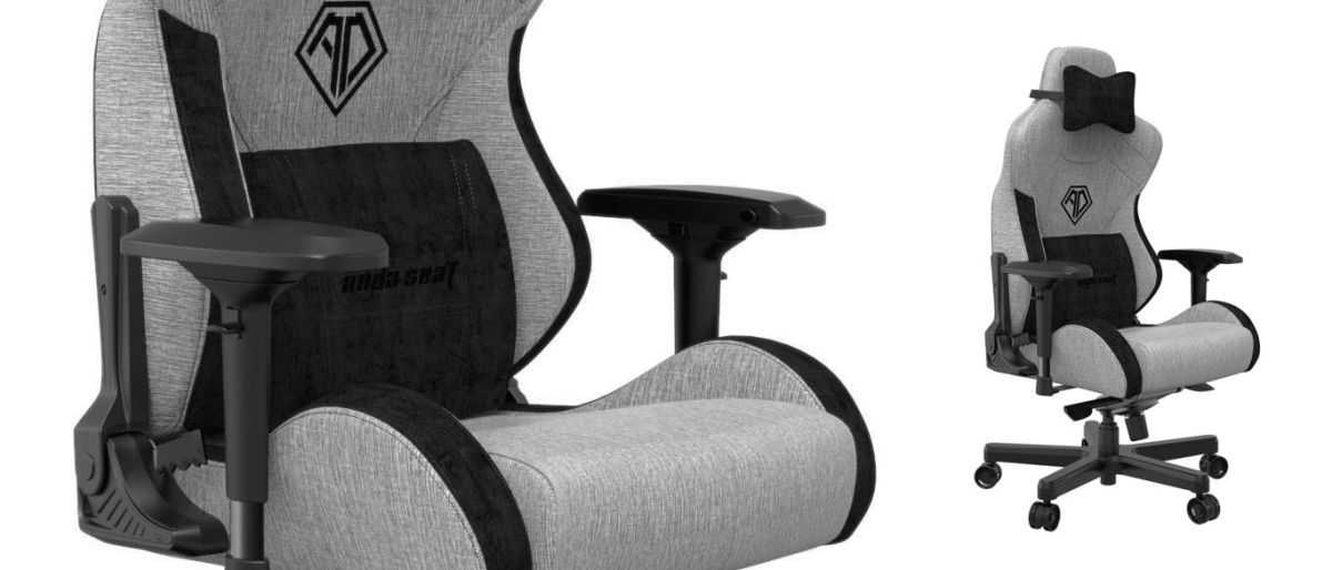 AndaSeat T-Pro 2 Series gaming chair review