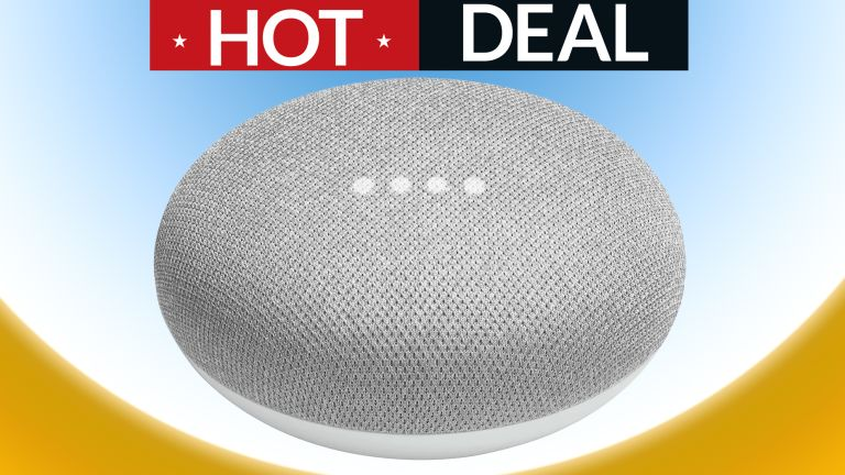Google Home Mini smart speaker Currys Black Friday deal