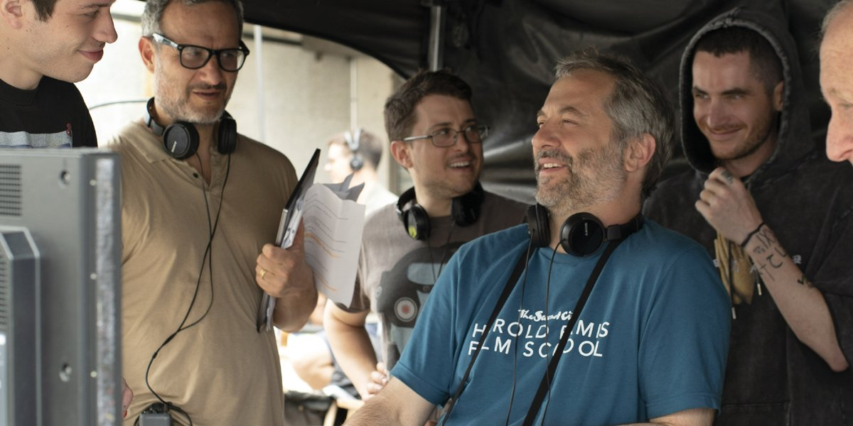 Judd Apatow Talks Having Rapper Cameos In Most...