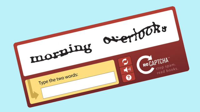 Captcha if you can: how you've been training AI for years