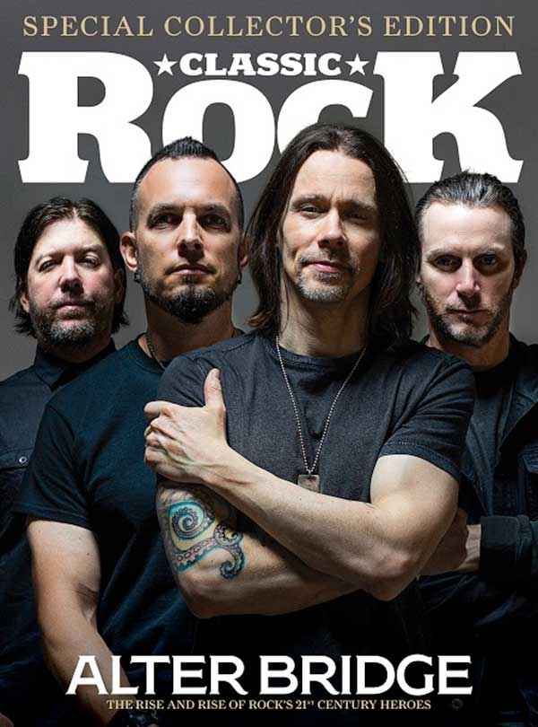 Get the limited edition signed Alter Bridge Bundle issue of Classic Rock - on sale now!   Louder