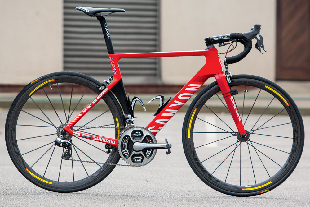 Canyon Bikes 2015 Lightweight vs aero which is