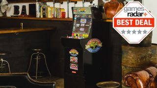 Save on a Street Fighter arcade machine by Arcade1Up with this cheap deal