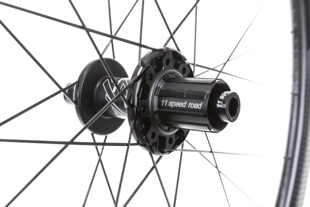 Giant SLR 1 Disc Full Carbon 42 wheels review - Cycling Weekly