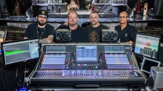 Britney Spears Wraps Up Vegas Residency at AXIS with DiGiCo