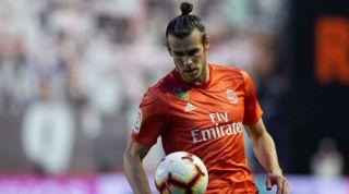 Gareth Bale Real Madrid Inter Milan