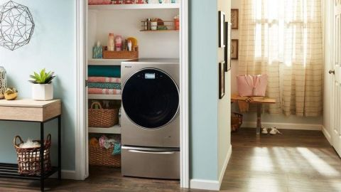 Whirlpool WFC8090GX washer dryer combo review