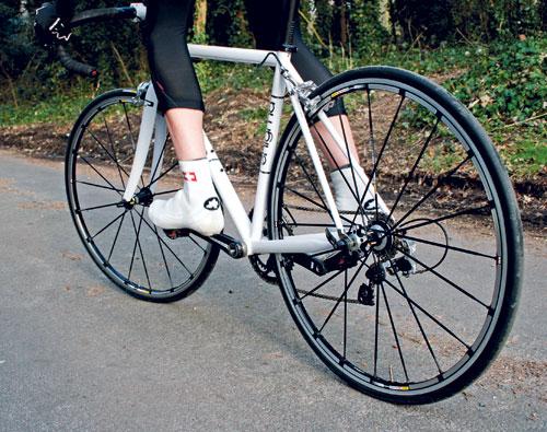 Mavic K10 wheels and tyres 2010