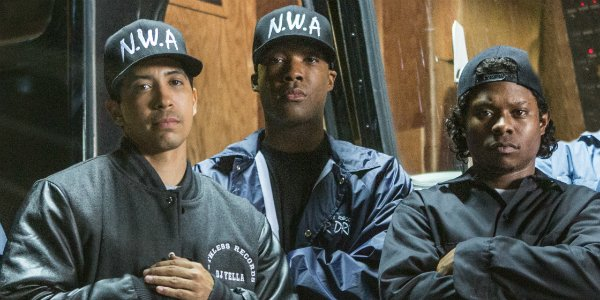 Straight Outta Compton That Wtf Scene With The Pit Bull Actually