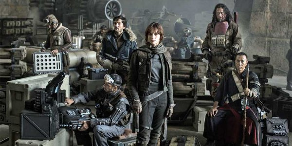 Rogue One Cast Shot