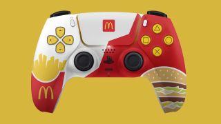 manette McDonald's PS5