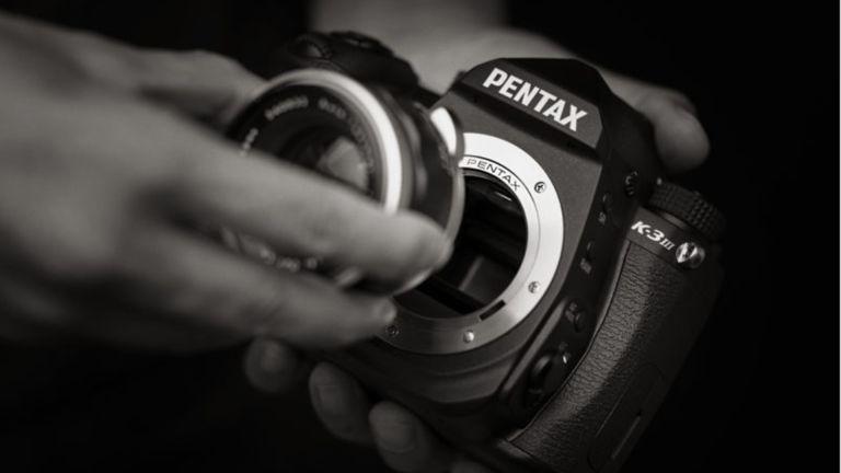 Pentax K-3 Mark 3