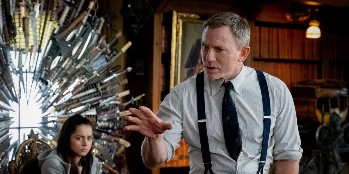 Daniel Craig Is Definitely Game For Knives Out 2