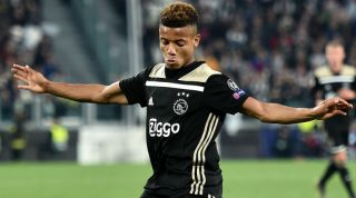 David Neres Ajax Arsenal