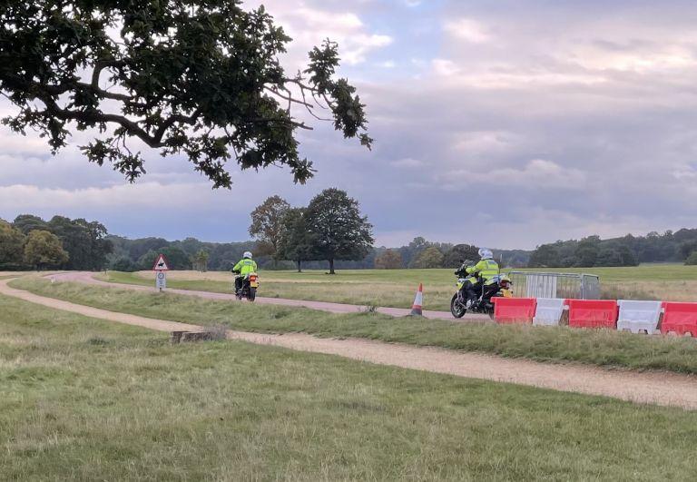 Royal Parks Police Richmond Park