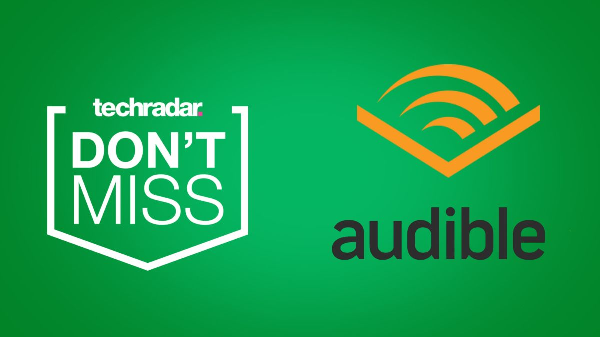 Grab 4 months of Audible for 46% off - but hurry this offer ends soon