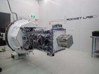 How DARPA's Experimental R3D2 Satellite Was Built Super Fast