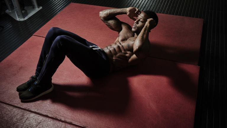Ultimate workout for ripped abs
