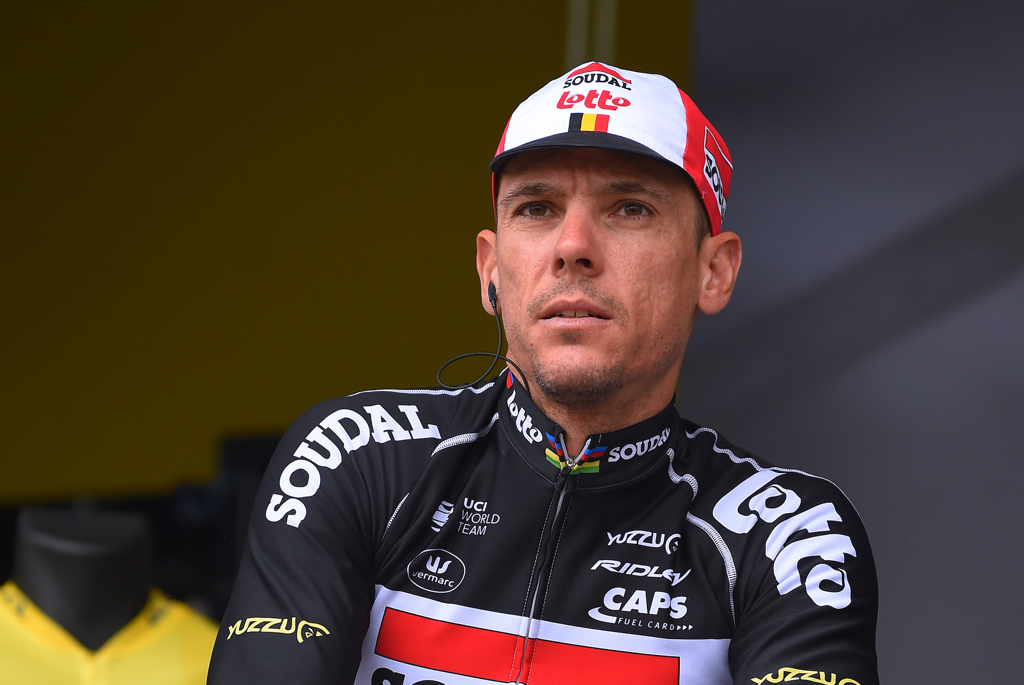 Philippe Gilbert takes Côte de La Redoute KoM while filming a documentary - Cycling Weekly