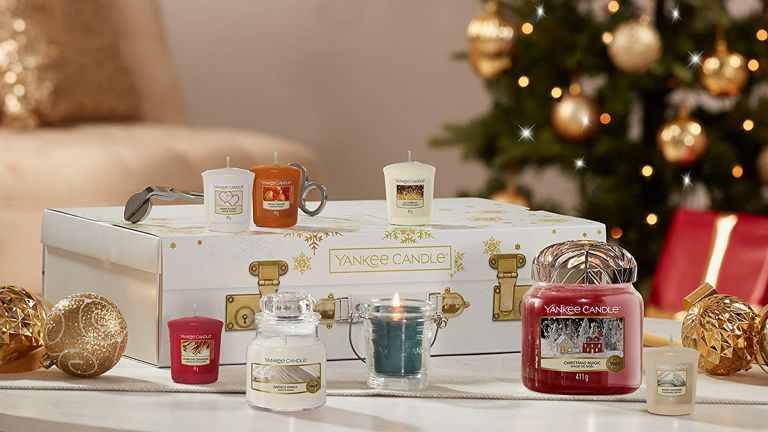 Christmas candle deals: Yankee candles on sale at Amazon