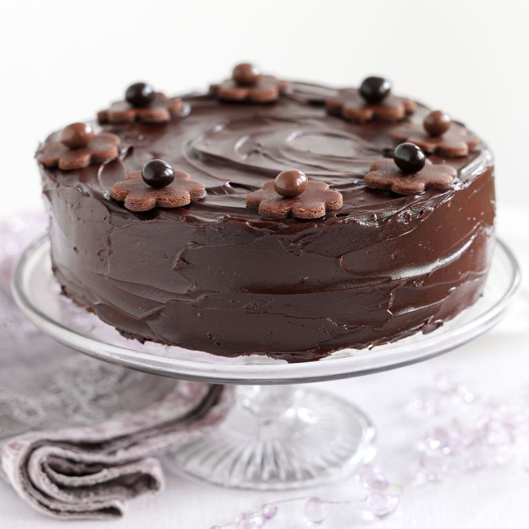 photo of how to make chocolate cake step-by-step guide
