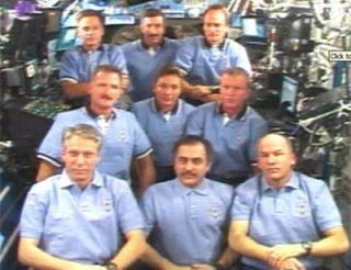 Atlantis Astronauts Laud ISS Construction, Pack up Shuttle