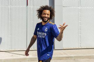New Real Madrid away shirt