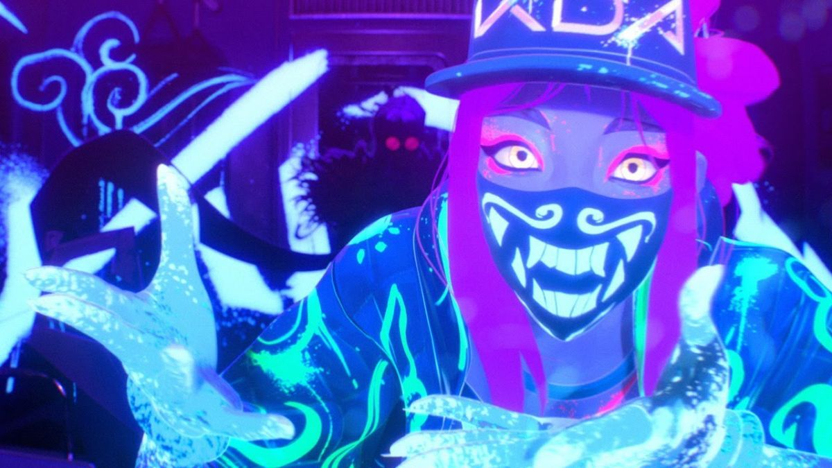 League of Legends' kick-ass K-Pop song is a chart-topping hit
