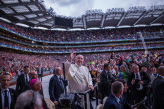 NEXO Provides Sound for Pope's Festival of Families in Ireland