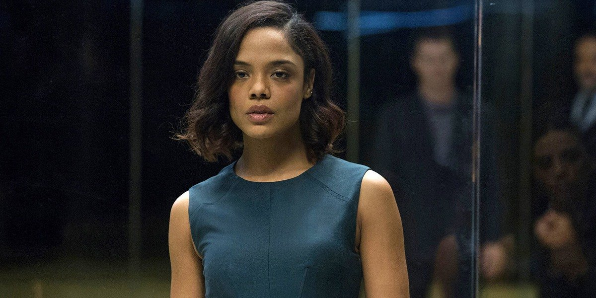Tessa Thompson in HBO's Westworld